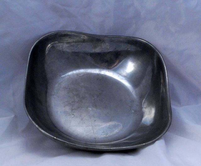 Wilton Armatelle Metal  Bowl Modernist  Design