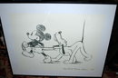 Mickey Mouse & Pluto Poster Print , Society Dog Show -1939