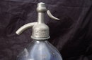 Old  SHASTA WATER CO. Glass Seltzer Bottle