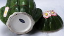 Ceramic Cactus Jam Jar or Condiment jar   made in Japan