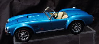 Bburago   Cobra 427  1965 Model , Diecast, 1:24