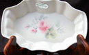 Belleek Donegal IRISH PORCELAIN PARIAN   Mourne  Irish Rose  Dish