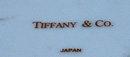 Tiffany & Co. World Map Signed Porcelain Trinket Box