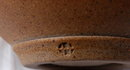 Jeff Hale   Pottery Stoneware Bowl with Splash Drip Glaze
