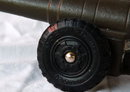Big Bang Cannon  Cast Iron  Toy  -Vintage